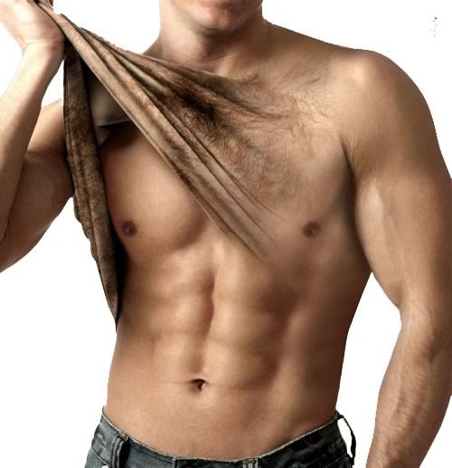 Men waxing – Allure Spa and Salon